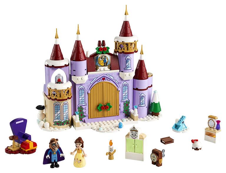 LEGO Disney Princess La fête d'hiver dans le château de Belle 43180