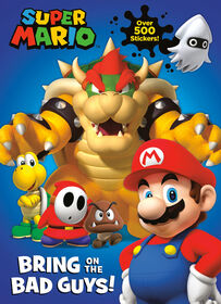 Super Mario: Bring on the Bad Guys! (Nintendo) - English Edition