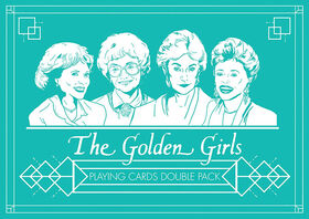 The Golden Girls Playing Card Set