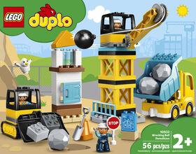 LEGO DUPLO Town La boule de démolition 10932