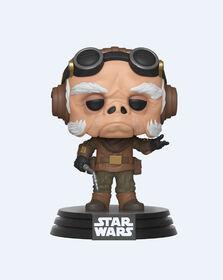 Figurine en vinyle Kuiil par Funko POP! Star Wars The Mandalorian