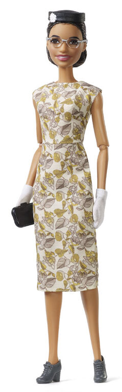 Barbie Rosa Parks Barbie Inspiring Women Doll - English Edition
