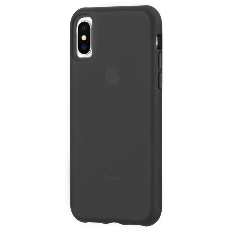 Case-MateTough iPhone Case XS/X  Matte Black