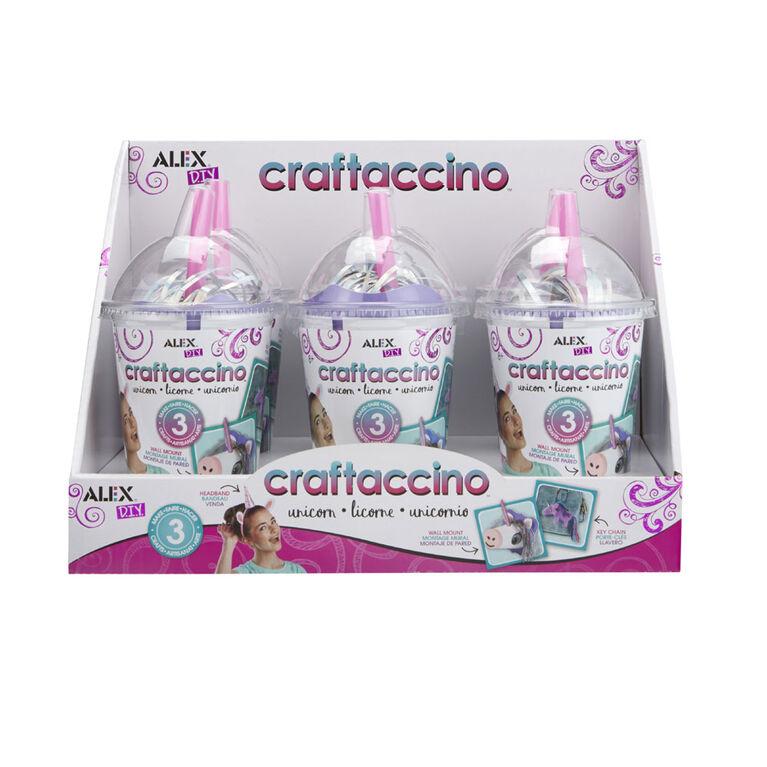Alex DIY Craftaccino - Licorne
