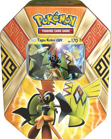 Pokémon Island Guardian Tin - Tapu Koko-GX