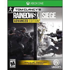 Xbox One - Rainbow Six Siege Advanced Edition