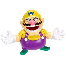 "World of Nintendo - 2.5"" Limited Articulation - Wario"