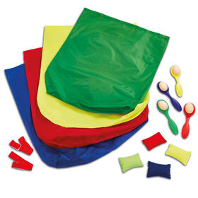 Out & About -  4 in 1 Outdoor Games Set
