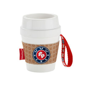 Fisher-Price Coffee Cup Teether - Assorted Styles, Colours May Vary