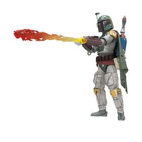 Star Wars The Black Series figurine articulée de luxe Boba Fett