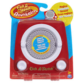 Etch A Sketch Revolution, Drawing Toy with Magic Spinning Screen