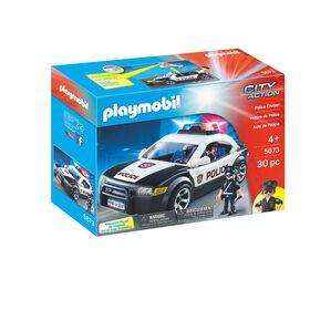 Playmobil - Police Cruiser (5673)