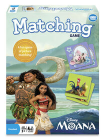 Wonder Forge: Disney - Matching Game Moana
