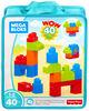 Mega Bloks Lets Get Building Set