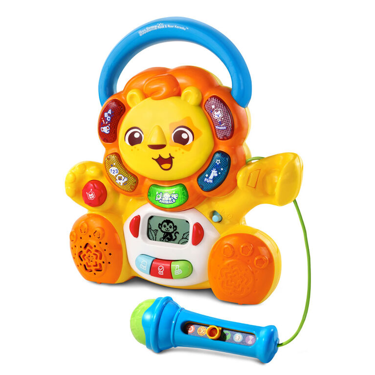 VTech Zoo Jamz Rock & Roar Karaoke - English Edition