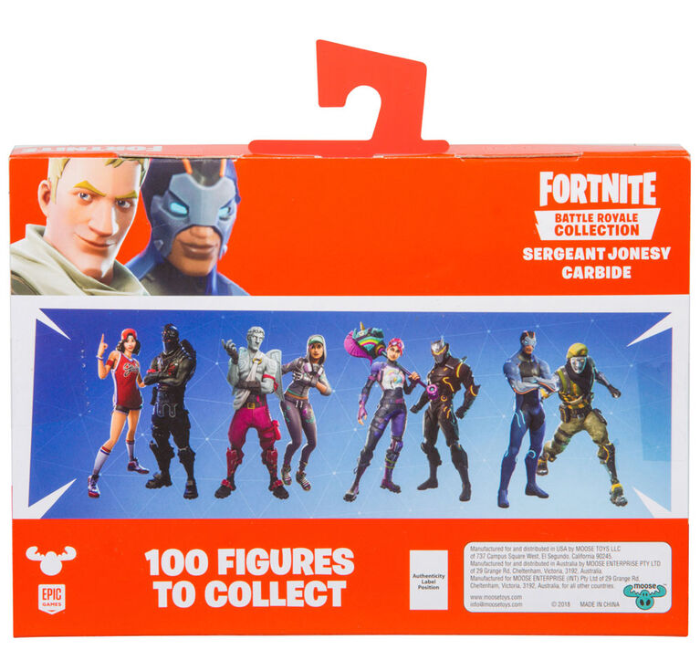 Collection Fortnite Battle Royale: Duo pack - Omega & Brite Bomber.