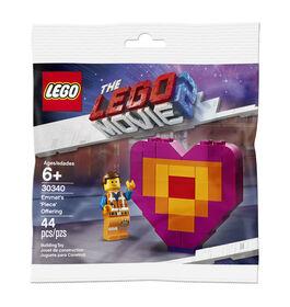 LEGO Movie 2 Emmet's 'Piece' Offering 30340