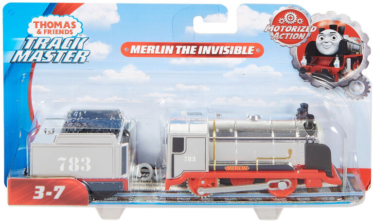 Ficher-Price - Thomas et ses amis - TrackMaster - Merlin l'Invisible