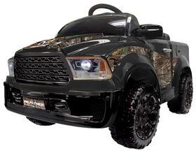 Realtree Truck Noir.