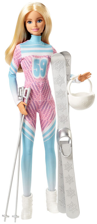 Barbie Skier Doll - R Exclusive