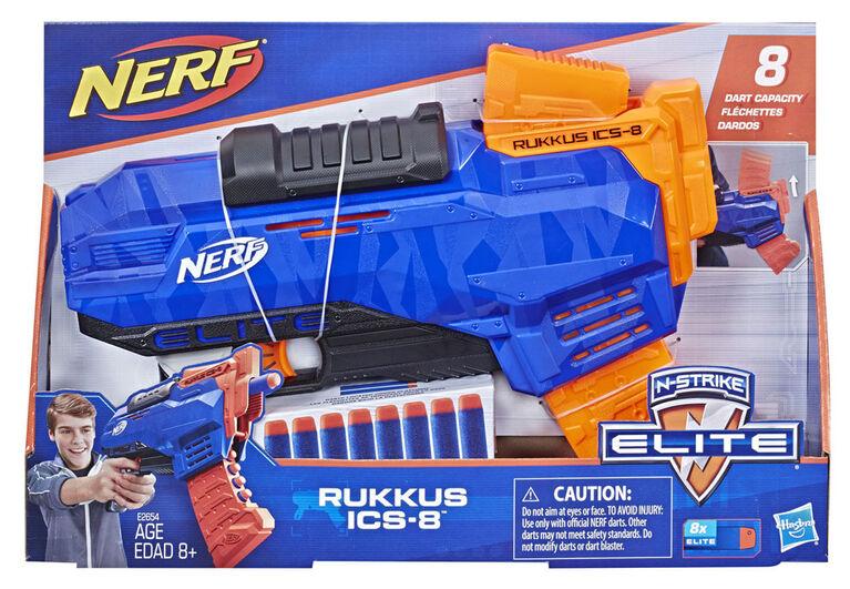 Nerf N-Strike Elite - Rukkus ICS-8