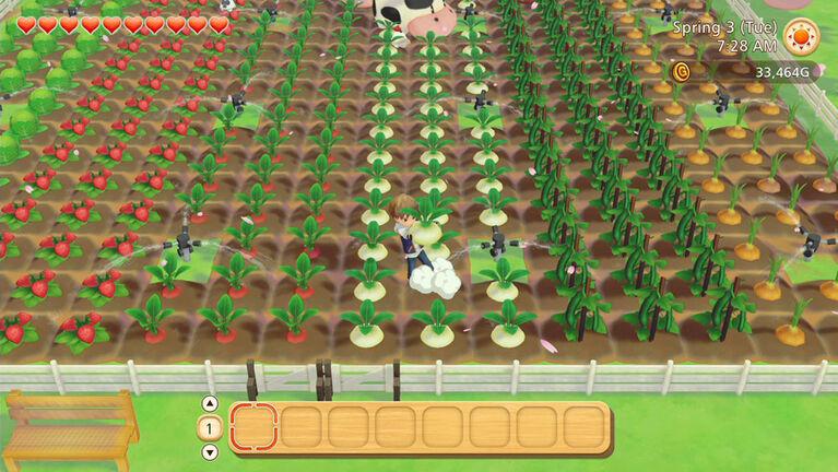 Story Of Seasons - Pioneer of Olivetown - Nintendo Switch