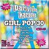 CD-Karaoke Girl Pop 30