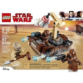 LEGO Star Wars  Tatooine™ Battle Pack 75198