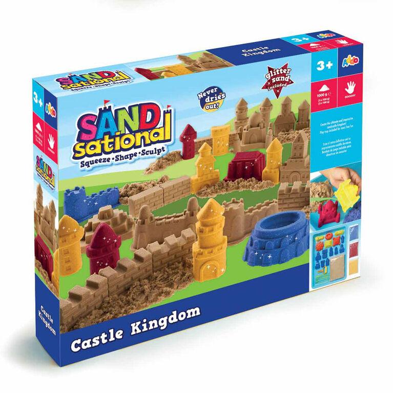 Sandsational Castle Kingdom Set - R Exclusive