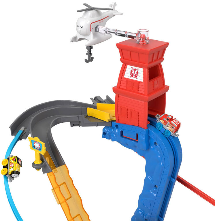 Fisher-Price – Thomas et ses amis – MINIS –Sauvetage motorisé