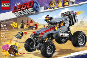 LEGO The LEGO Movie 2 Emmet and Lucy's Escape Buggy! 70829