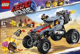 Le buggy d'évasion d'Emmet et Lucy! LEGO The LEGO Movie 2 70829