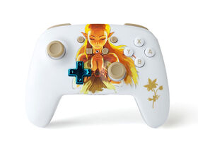 Nintendo Switch Enhanced Wireless Controller - Princess Zelda