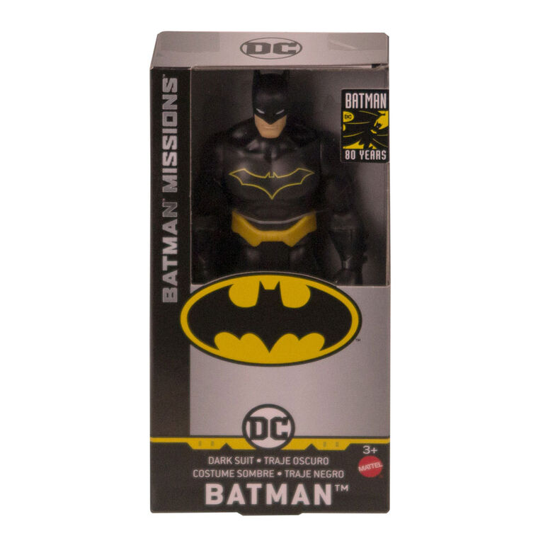 DC Comics Dark Suit Batman Action Figure