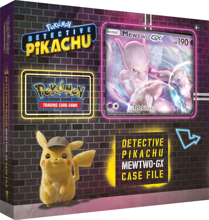 Pokemon Detective Pikachu Character GX Box