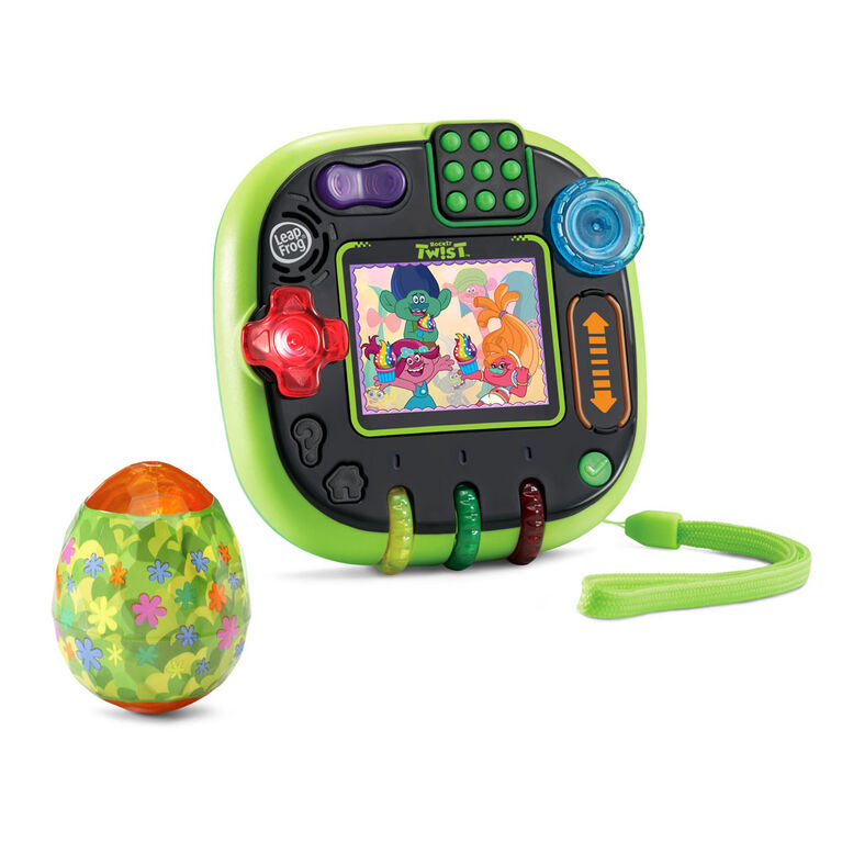 LeapFrog RockIt Twist Game Pack Trolls Party Time With Poppy - English Edition