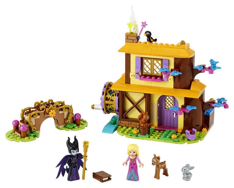 LEGO Disney Princess Le chalet dans la forêt d'Aurore 43188