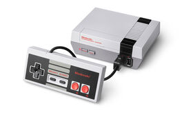 Nintendo Entertainment System - NES Classic Edition