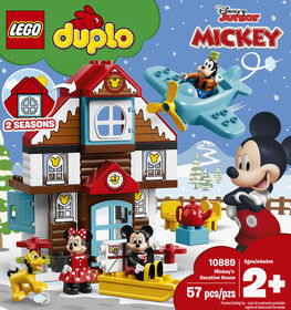 LEGO DUPLO Disney Mickey's Vacation House 10889