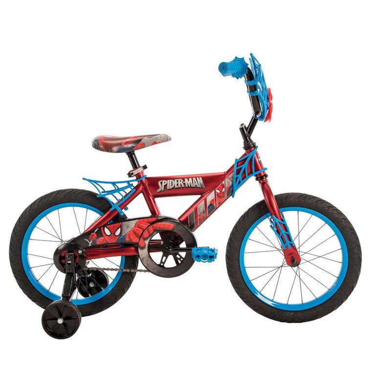 Huffy Marvel Spider-Man Bike - 16 inch
