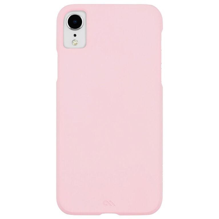 Étui Barely There de Case-Mate pour iPhone Xr, rose