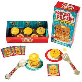 Pancake Pile-Up! Relay Game - English Edition