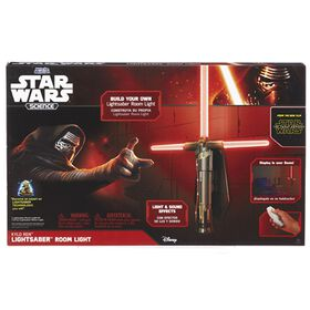 Star Wars - Kylo Ren Lightsaber Room Light