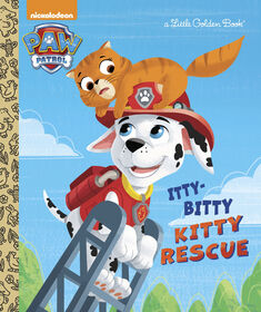 The Itty-Bitty Kitty Rescue (Paw Patrol) - English Edition