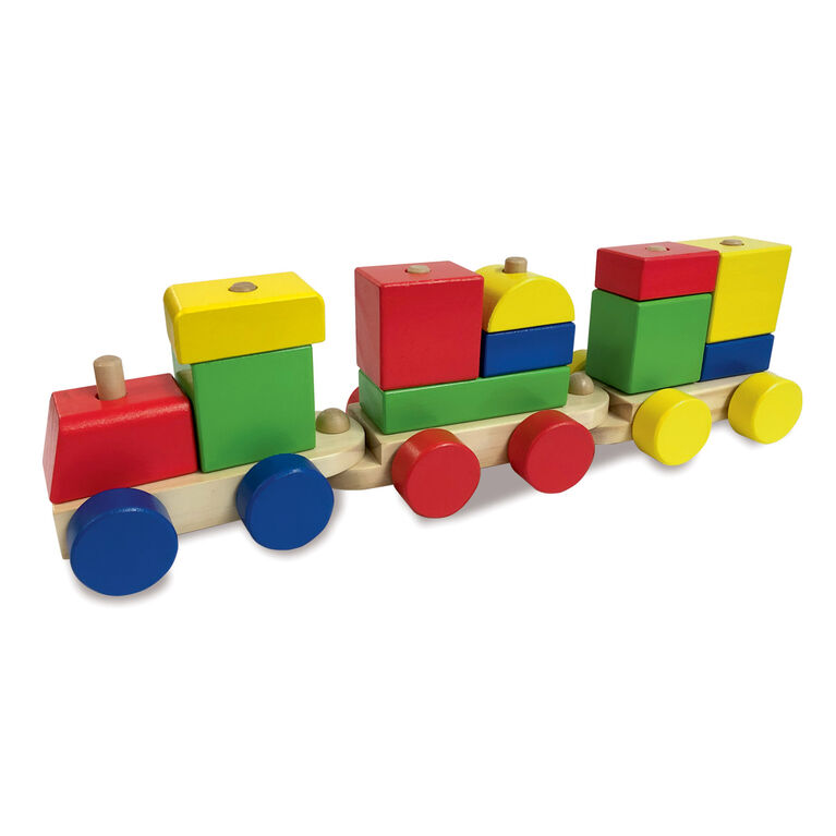 Woodlets - Stacking Train