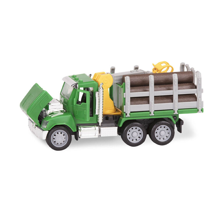 Driven, Toy Logging Truck with Lights and Sounds