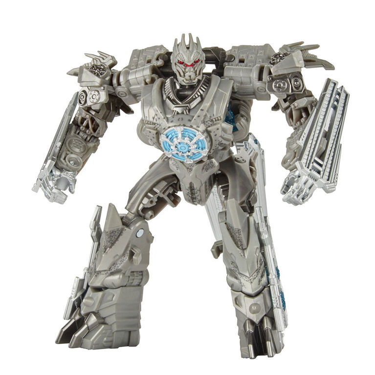 Transformers Toys Studio Series 62 Deluxe: Revenge of the Fallen Movie Soundwave Action Figure