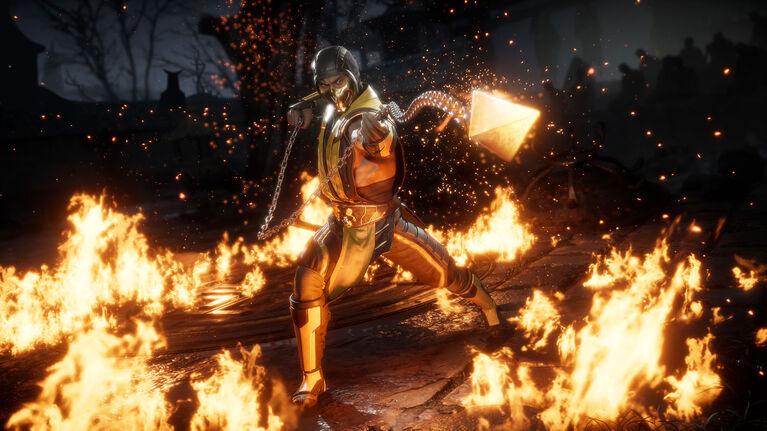 PlayStation 4 Mortal Kombat 11