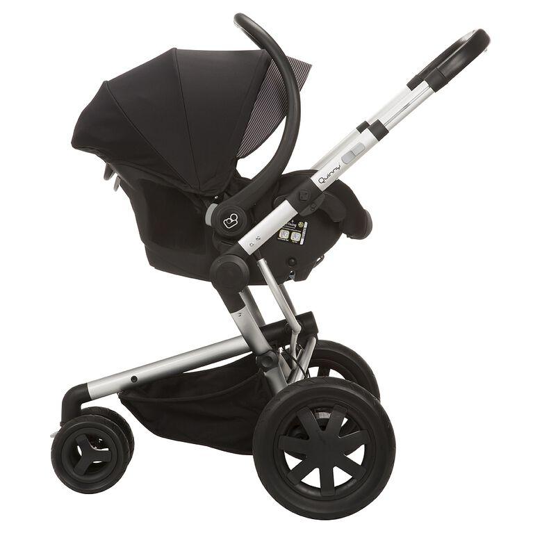 Maxi-Cosi Mico Max 30 Infant Car Seat - Devoted Black