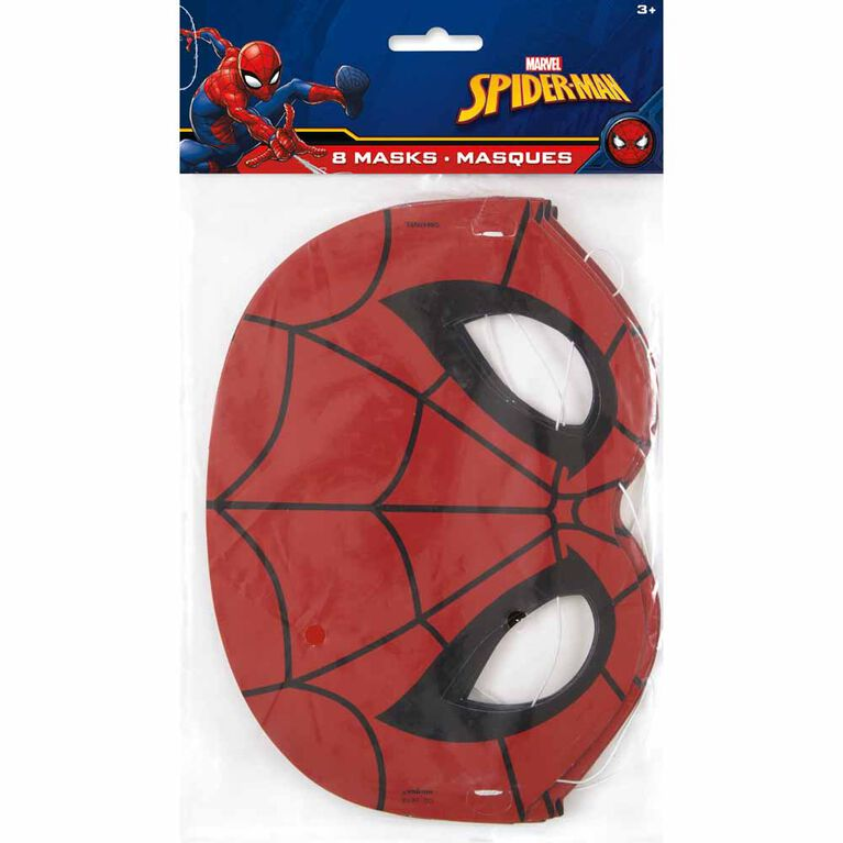 Spider-Man Masques, 8un